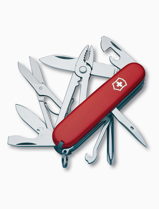 Victorinox Swiss Army Deluxe Tinker Pocket Knife