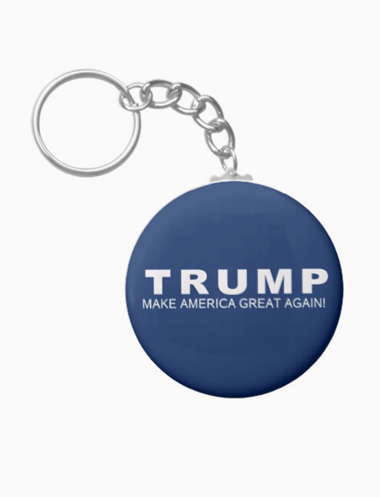 Trump 'Make America Great Again' Keychain